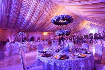 elegant event hall